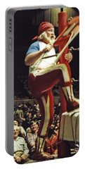 Old School Wrestling From The Cow Palace With Moondog Mayne Portable Battery Charger