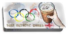 Olympic Rings Portable Battery Charger