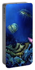 One Fish Two Jelly Fish Portable Battery Charger