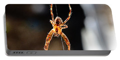 Orange Spider Portable Battery Charger