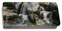 Osaka Garden Waterfall Portable Battery Charger