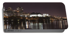 Ottawa Skyline Portable Battery Charger by Eunice Gibb