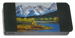 Oxbow-grand Tetons  Portable Battery Charger