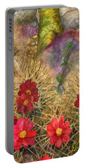 Palo Verde 'mong The Hedgehogs Portable Battery Charger