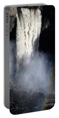 Portable Battery Charger featuring the photograph Palouse Falls by Sharon Elliott