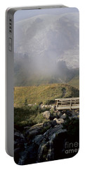 Portable Battery Charger featuring the photograph Paradise Valley by Sharon Elliott