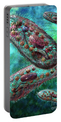 Paramecium Portable Battery Charger