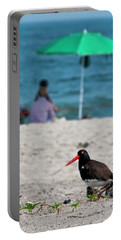 Parenting On A Beach Portable Battery Charger