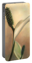 Peace Lily Portable Battery Charger