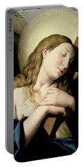 Penitent Magdalene Portable Battery Charger