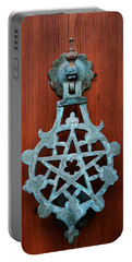 Pentagram Knocker Portable Battery Charger