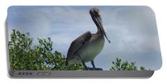 Perched Pelican Portable Battery Charger