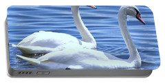 Swan Song Portable Battery Charger