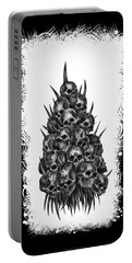 Pile Of Skulls Portable Battery Charger