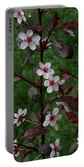 Pink Pin Cherry Portable Battery Charger