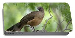 Plain Chachalaca  Portable Battery Charger