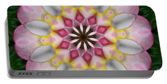Plumeria 3 Portable Battery Charger