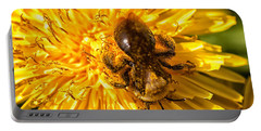 Pollinating Portable Battery Charger