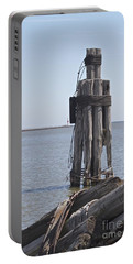 Portable Battery Charger featuring the photograph Port Of Rochester by William Norton