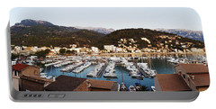 Port Of Soller Portable Battery Charger