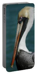 Portable Battery Charger featuring the photograph Posing For The Tourists by Vivian Christopher