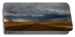 Prairie Storm In Canada Portable Battery Charger