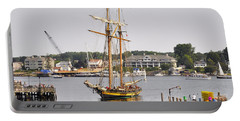 Pride Of Baltimore II Pb2p Portable Battery Charger