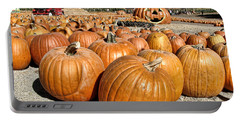Pumpkin Patch 3 Portable Battery Charger