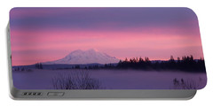 Purple Mountain Majesty Portable Battery Charger