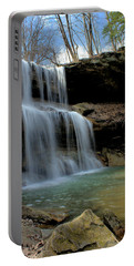 Quakertown Falls Portable Battery Charger