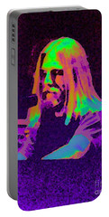 Portable Battery Charger featuring the photograph Rainbow Brent by Susan Carella
