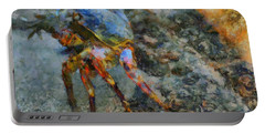 Rainbow Crab Portable Battery Charger