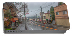 Rainy Day Nikko Portable Battery Charger