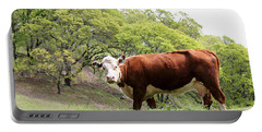 Red Cow Portable Battery Charger
