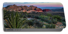 Red Rock Sunset II Portable Battery Charger