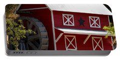 Red Star Barn Portable Battery Charger