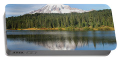 Reflection Lake - Mt. Rainier Portable Battery Charger