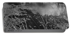 Portable Battery Charger featuring the photograph Reflections In The Pond by Kathleen Grace