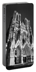 Reims Cathedral Portable Battery Charger