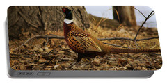 Ring-necked Pheasant Portable Battery Charger