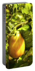 Portable Battery Charger featuring the photograph Ripening Roma by Albert Seger