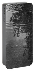Portable Battery Charger featuring the photograph Rippled Tree by Kume Bryant