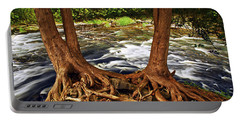 River And Roots Portable Battery Charger