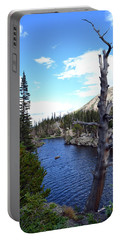 Portable Battery Charger featuring the photograph Rocky Mountain National Park1 by Zawhaus Photography