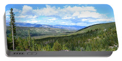 Rocky Mountain National Park2 Portable Battery Charger by Zawhaus Photography