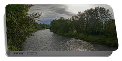 Rogue River In May Portable Battery Charger