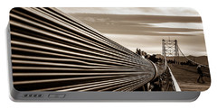 Portable Battery Charger featuring the photograph Royal Gorge Bridge by Shannon Harrington