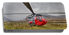 Royal Navy Sar Sea King Xz920 Glencoe Portable Battery Charger