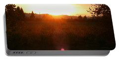 Russian River Sunrise Portable Battery Charger