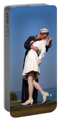 Sailor's Kiss Portable Battery Charger by Holly Blunkall